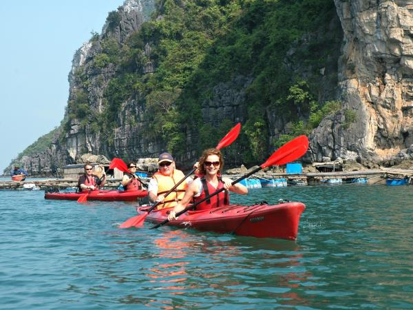 Halong Bay cruises, 2 day cruise, Vietnam