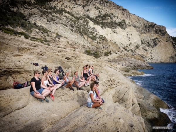 Ibiza yoga and walking holiday