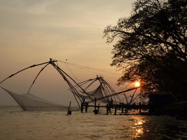 Kerala luxury holiday, India