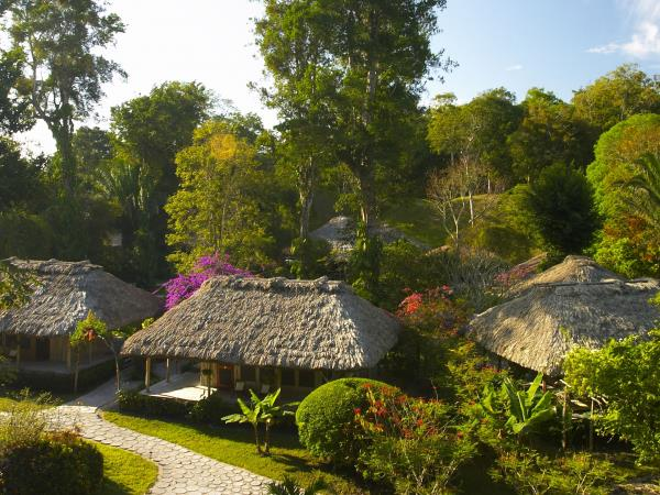 Belize luxury nature holiday