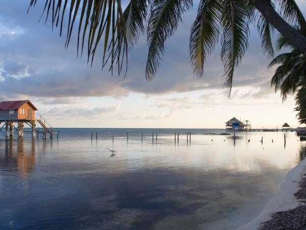 Luxury honeymoon in Belize