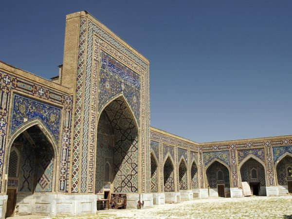 Uzbekistan holiday, silk road and desert