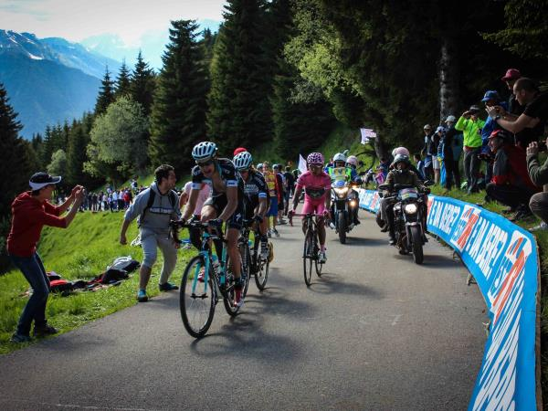Giro d'Italia 2017 race viewing tour