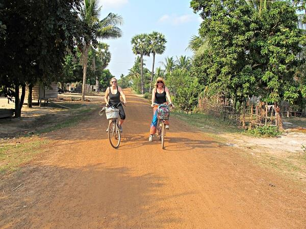 Cambodia and Thailand holiday