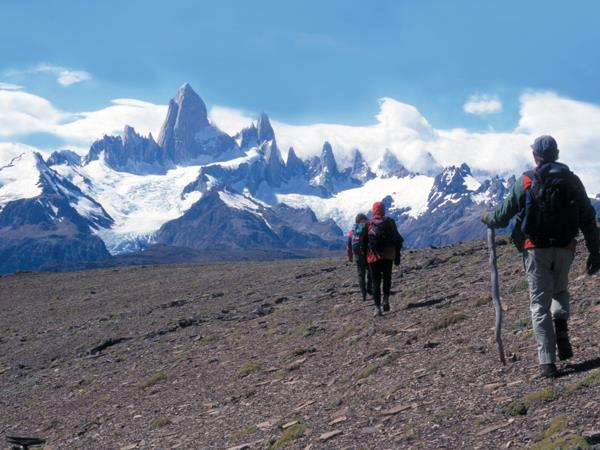 Walking holiday in Patagonia