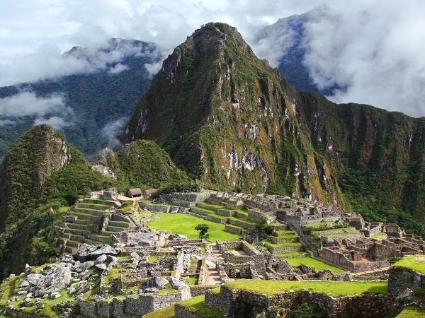 Peru expedition tour, land of the condor