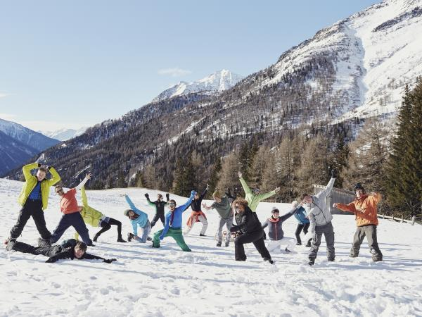 Austria skiing and winter activity holiday