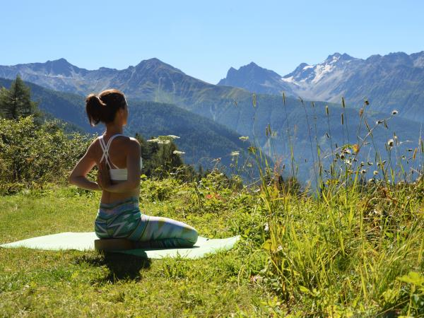 Austria yoga & walking holiday