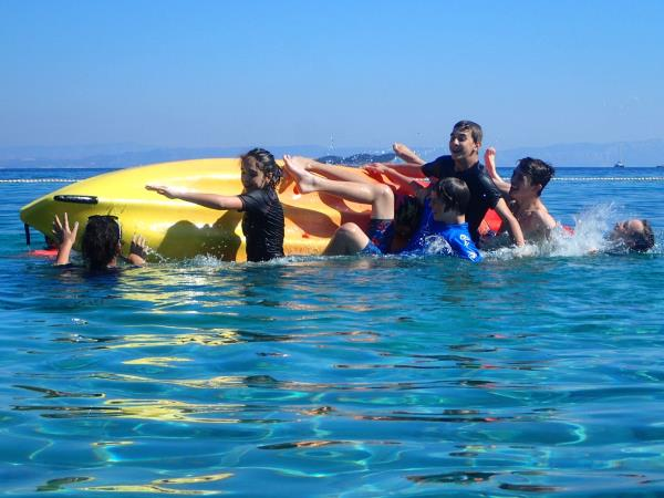 School trip activity holiday in Croatia