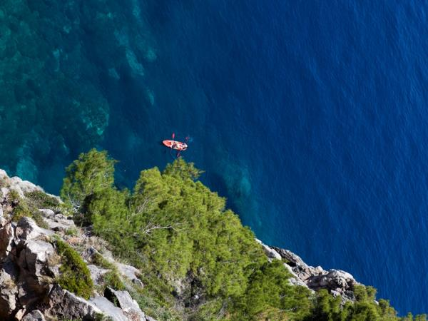 Kayaking weekend in Croatia