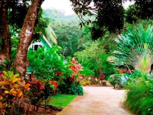 Dominica self catering cottages in Marigot