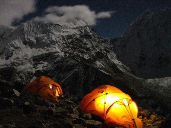 Everest Base Camp & Island Peak trek in Nepal