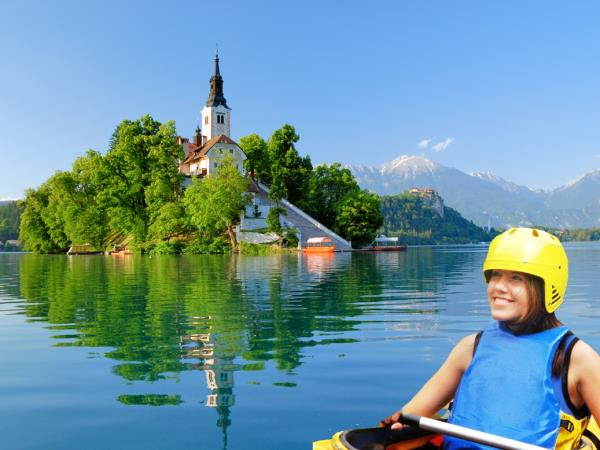 Slovenia activity holiday for families with teenagers