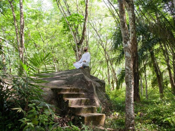 Ayurvedic retreat in Sri Lanka
