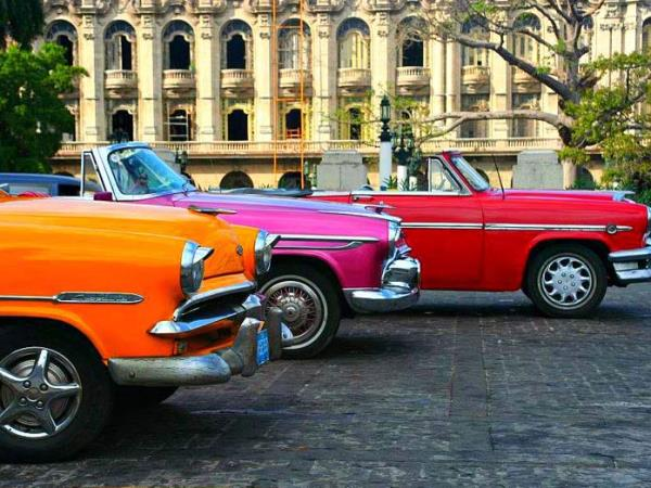 Cuba self drive holiday