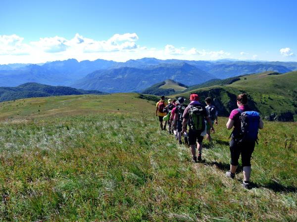Self guided trekking holiday in Montenegro