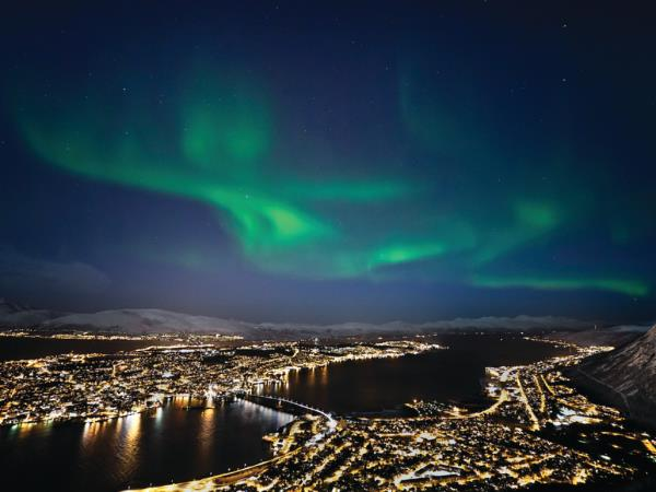 Northern Lights tour, Sweden, Finland & Norway
