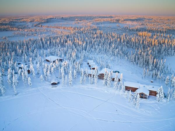 Swedish Lapland winter activity holiday