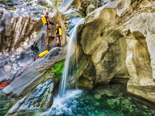 Montenegro activity holiday, adrenaline adventure