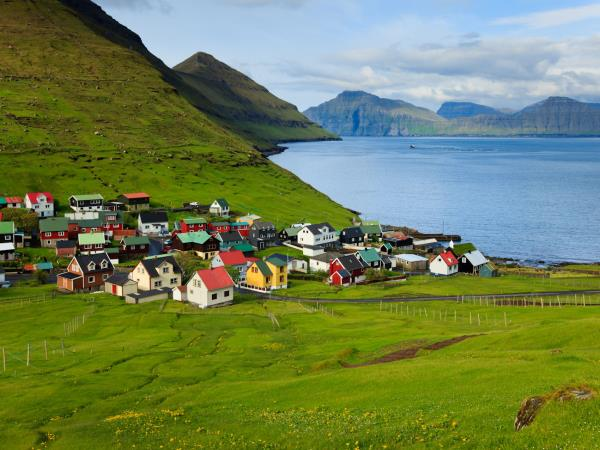 Faroe Islands small group walking holiday