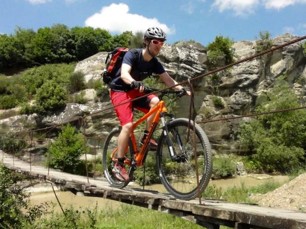 Albania mountain bike tour, 8 days