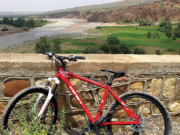Cycle Morocco in 14 days, small group holiday