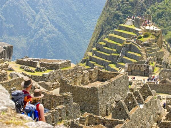 Inca Trail trek in Peru