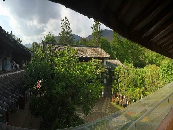 Yunnan ecolodge accommodation in China