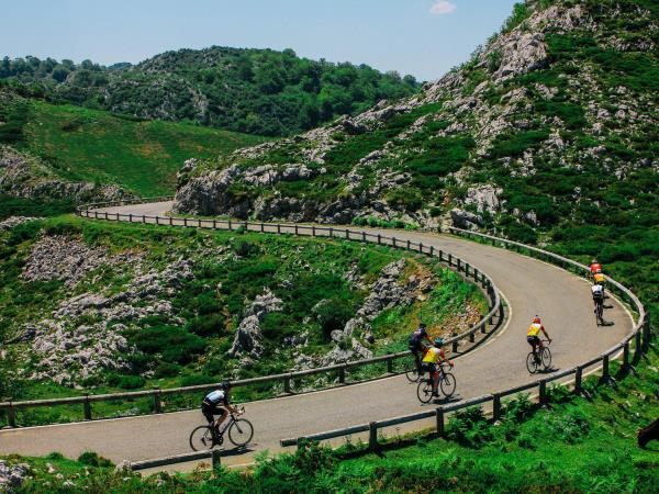 Self guided cycling holiday in Spain, Cantabria & Asturias