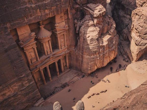 Petra and Wadi Rum classic tour, Jordan