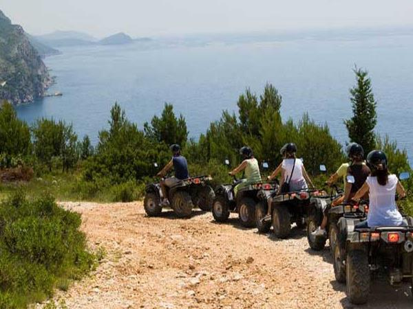 Croatia family activity holiday for teenagers