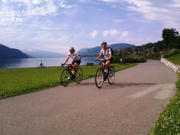 Geneva to Annecy cycling holiday in the French Alps