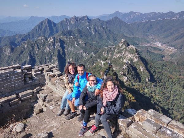 China culture & hiking holiday