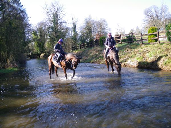 Horse riding holiday in Ireland