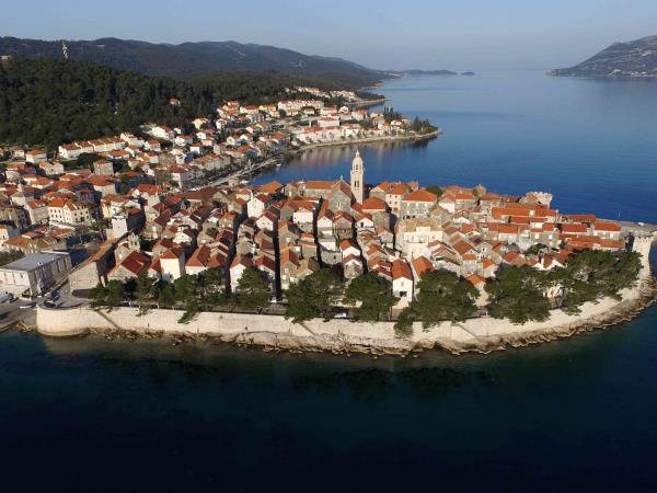 Croatia honeymoon, island hopping