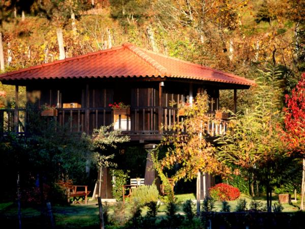 Peneda Geres National Park accommodation in Portugal