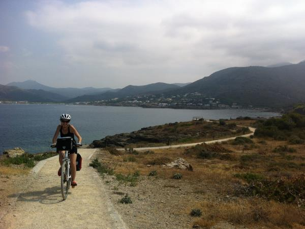 Catalonia cycling holiday