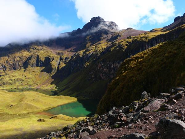 Lares homestay trek in Peru
