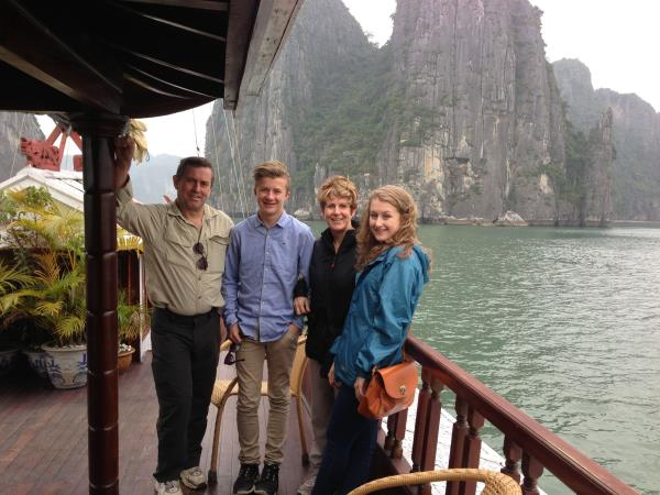 Vietnam 14 day family tour