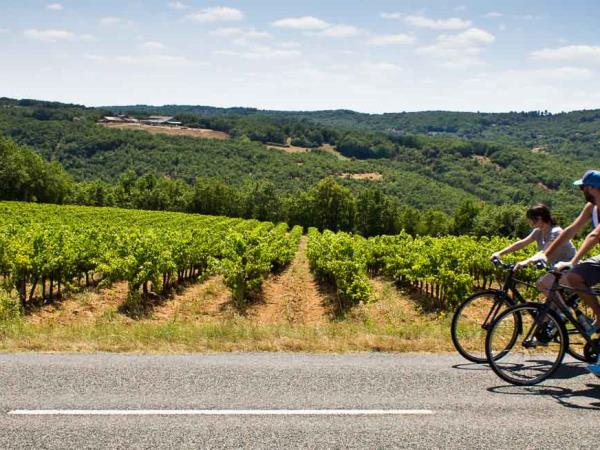 Midi-Pyrenees self guided cycling holiday in France