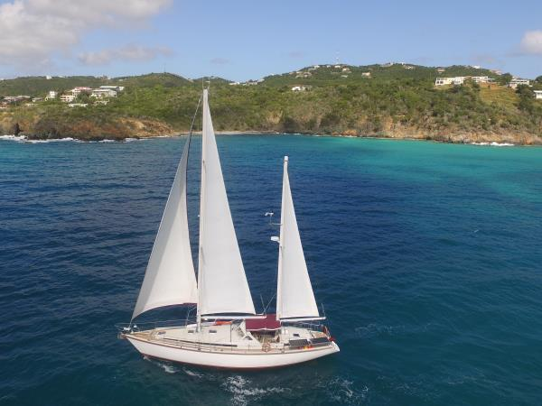 Virgin Islands cruise holiday