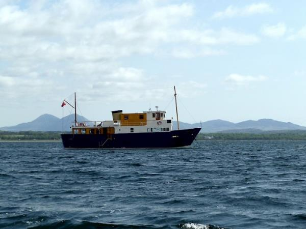 Isles of the Clyde and the Southern Hebrides cruise