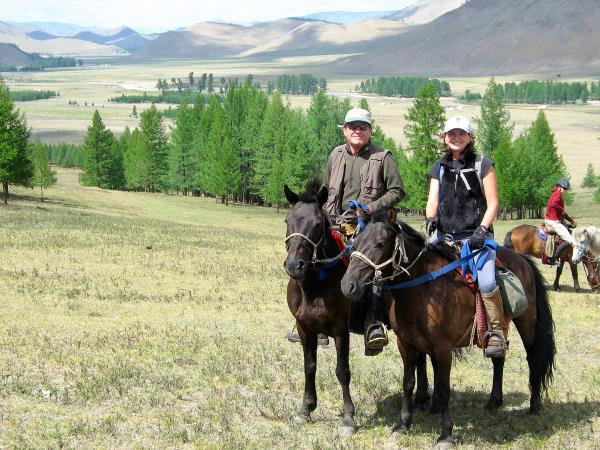 Zavkhan horse riding holiday in Mongolia