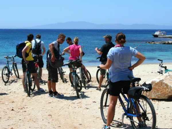 The Cyclades cycling holiday, Greece