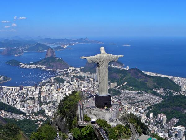 Highlights of Brazil and Peru holiday
