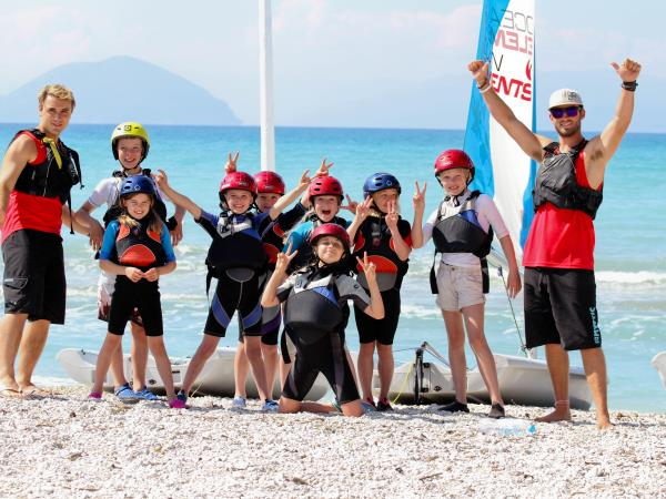 Family watersports & activity holiday, Pelion, Greece