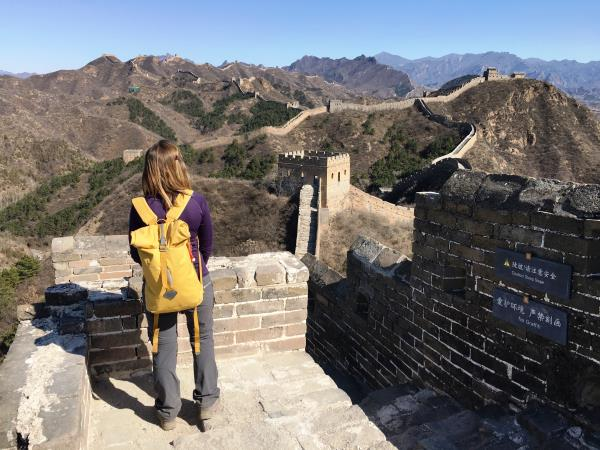 Walking holiday in China, History and Culture