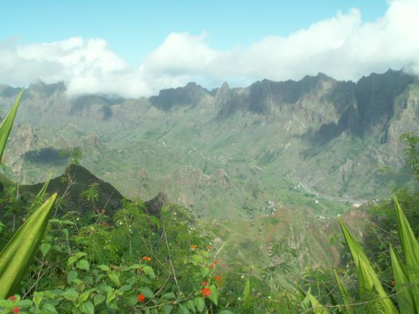Cape Verde walking holidays, North Islands
