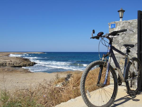 Cyprus hike and bike holiday, self-guided