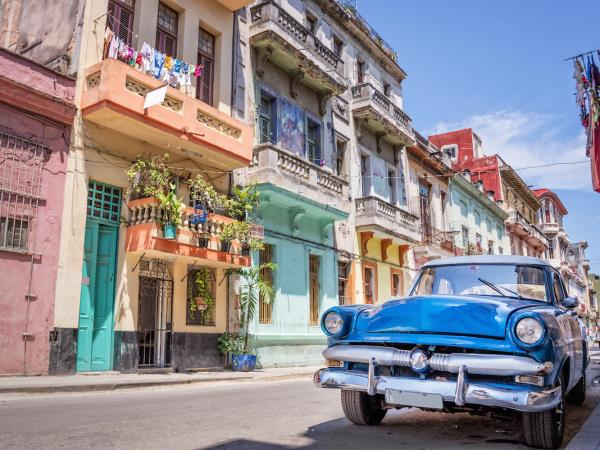 Cuba photography holiday